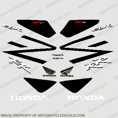 Pocket Bike 954 Replica Decals