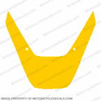 929 Upper Fairing Decal (Yellow)