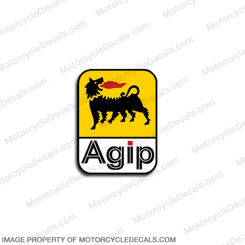 Ducati Agip Decal