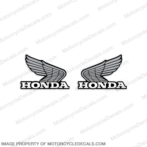 product reviews for honda vintage wing decals
