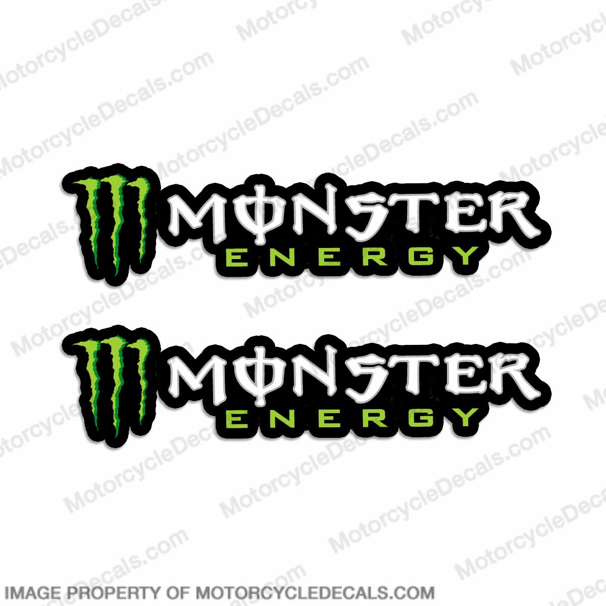 other decals - monster energy decals