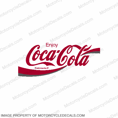 Coca Cola Logo Decal