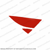 F4 Right Tank Wing Decal (Red)
