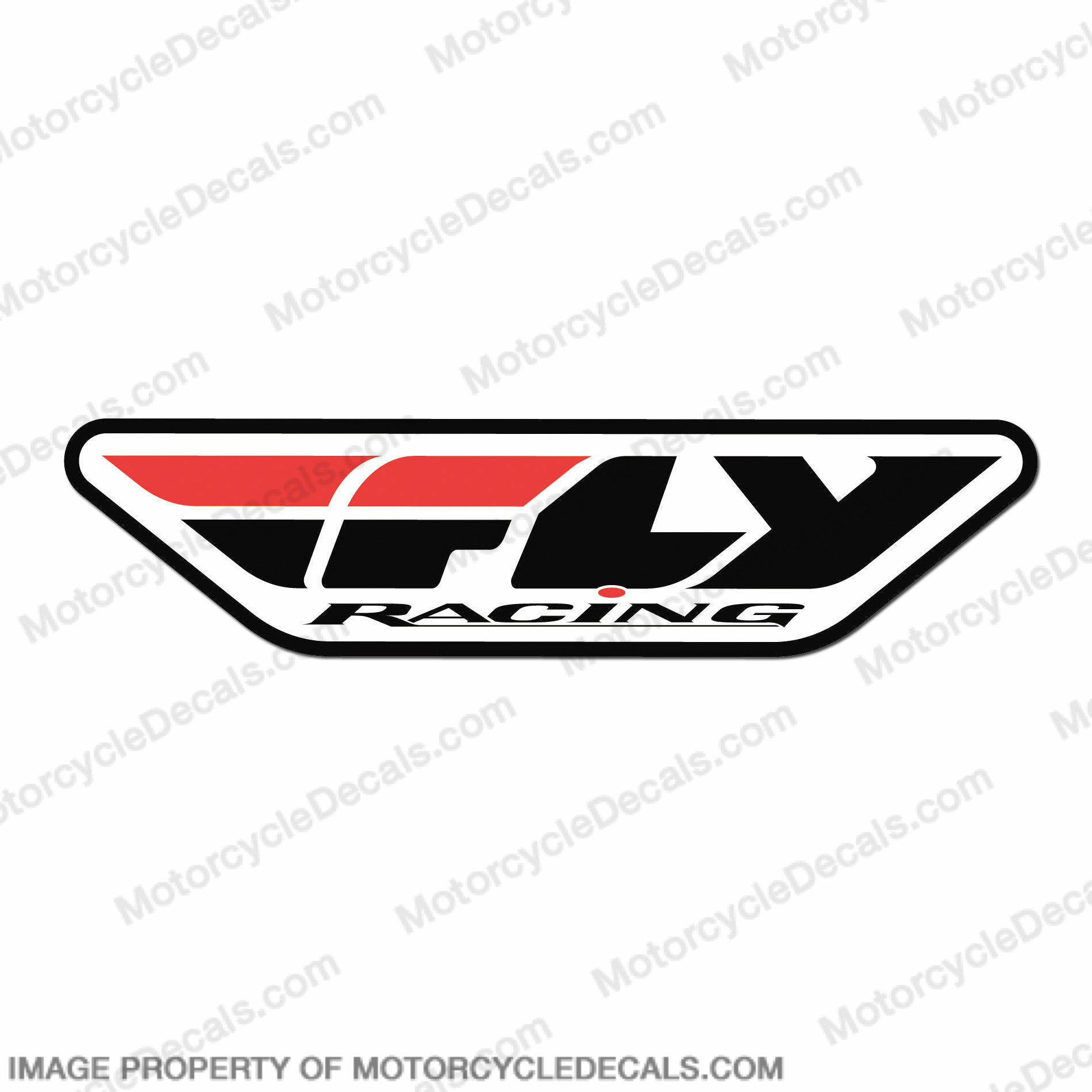 Fly Racing Decal
