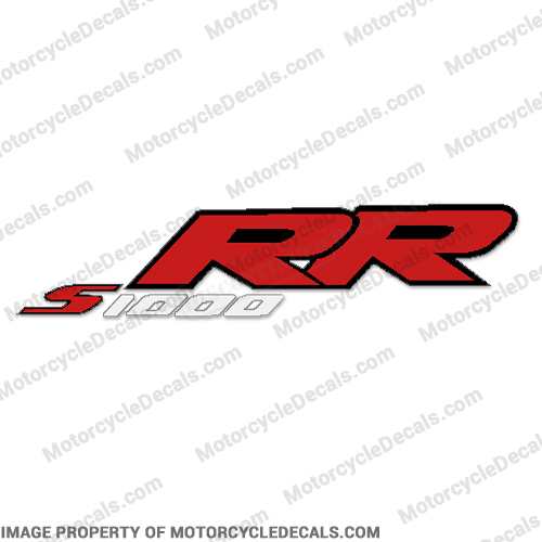 s1000rr Thunder Grey model left and right (set of 2)