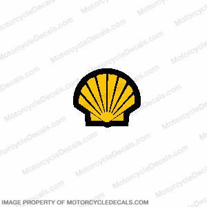 Shell Logo Decal