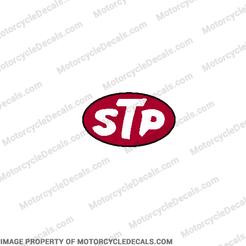 STP Logo Decal