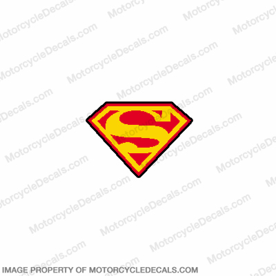 Superman Logo Decal