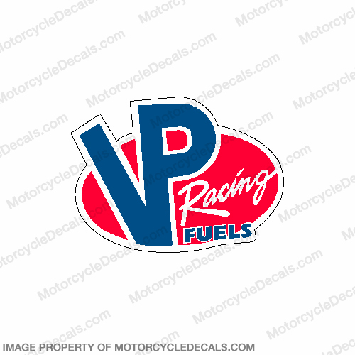 VP Logo Decal
