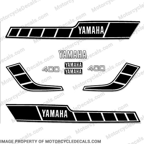 yamaha 1978 rd400 decal kit